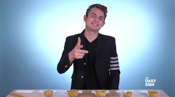 James Kennedy Reveals the One Time It Is About the Pasta