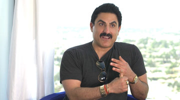 Who Works Out with Reza Farahan?