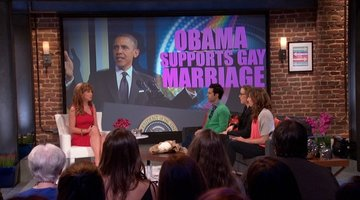 Obama Supports Gay Marriage!