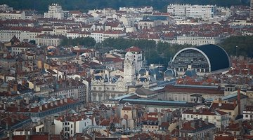 City in a Minute: Lyon
