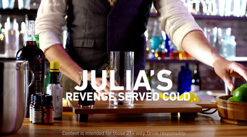 Julia's Revenge Served Cold