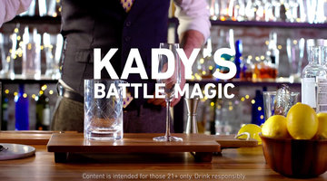 Kady's Battle Magic