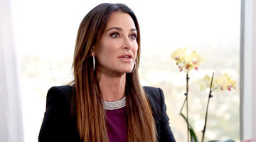 Hear Kyle Richards' Top Fashion Tip For Her Daughter Portia
