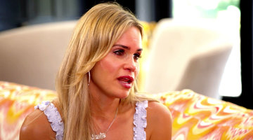 An Emotional Jackie Goldschneider Confronts Teresa Giudice About Her Loose Lips