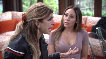Next on RHONJ: Tensions Run High in Bimini