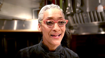 Chef Carla Hall Describes Her Nashville-Style Hot Chicken Restaurant