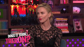 What are Charlize Theron's Turn Ons?
