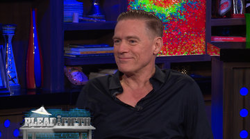 Bryan Adams Plays Plead the Fifth