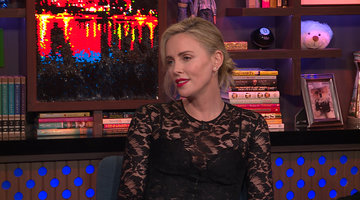 Charlize Theron on Playing James Bond