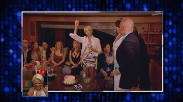 Dorinda's Drunken Engagement Toast