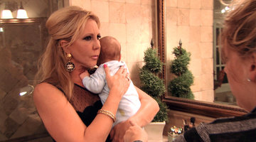 Baby Troy is What's Important to Vicki
