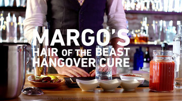 Margo's Hair of the Beast Hangover Cure