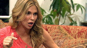 Brandi Glanville versus Kyle Richards
