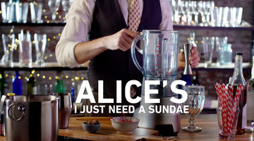 Alice's I Just Need a Sundae