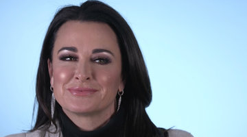 Kyle Richards Reveals Her Secret for Flawless Hair