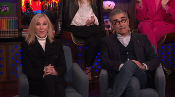 Did Catherine O'Hara & Eugene Levy Ever Date?