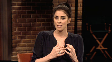 Sarah Silverman: Stand-Up Is Art That Gets No Respect