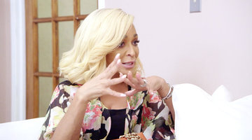 Candiace Dillard Feels Like Karen Huger Is Her Surrogate Mom