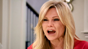 Ask Andy: Was Tamra Judge REALLY Crying?