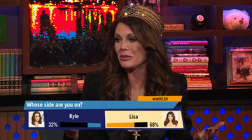 LIsa Vanderpump Dishes on Her Fallout with Kyle Richards