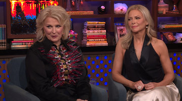 Candice Bergen & Faith Ford on Hillary Clinton's Cameo