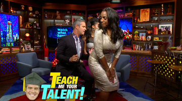 Ashanti and Andy Twerking!