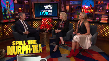 Candice Bergen & Faith Ford Spill The Murph-Tea!