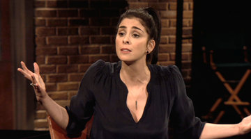 Sarah Silverman on Learning from 'The Larry Sanders Show'
