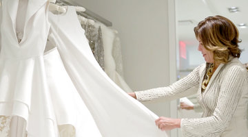 Luann de Lesseps Reveals Details on Her Three Wedding Dresses
