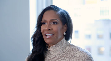 Shereé Whitfield Shares Her Thoughts on Her Feud with Kenya Moore