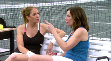 Luann de Lesseps Discusses Her Battle With Alcoholism With Jill Zarin
