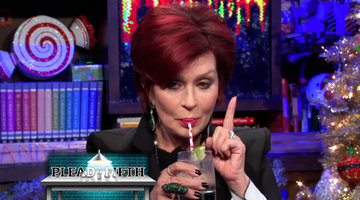 Sharon Osbourne Pleads the Fifth!