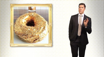 Ever Tried A 24-Karat Gold Doughnut?