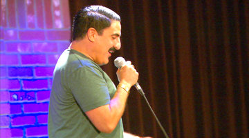 See Reza Farahan's Stand-Up Routine
