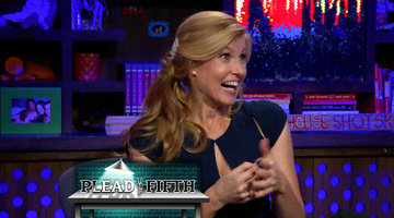 After Show: Connie Britton Pleads the Fifth