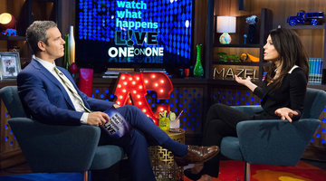Ask Andy: Secrets from the Bethenny Interview