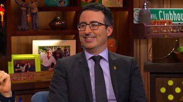 John Oliver Talks All Things Housewives
