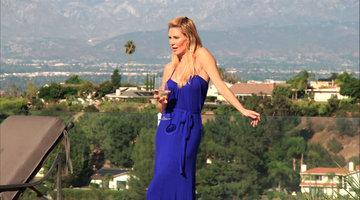 Tour Brandi Glanville's Home