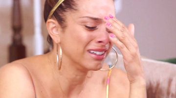Next on #RHOP: Gizelle and Robyn Are in Tears