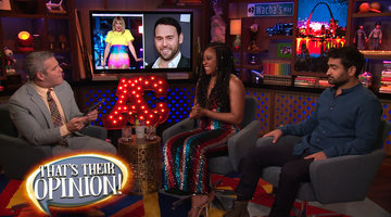 Phoebe Robinson & Kumail Nanjiani Take On Hot Topics