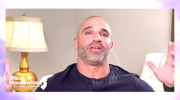 "Joe Gorga Doesn't Know What ""Chauvinist"" Means But He's Still Offended by Margaret Josephs' Comment"