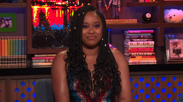Will Phoebe Robinson Name the Mystery Comedian?