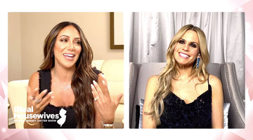 Melissa Gorga Reveals That She Let Jennifer Aydin Be J.Lo for the Night and Dolores Catania Says That's the Best Jenn Has Ever Looked!