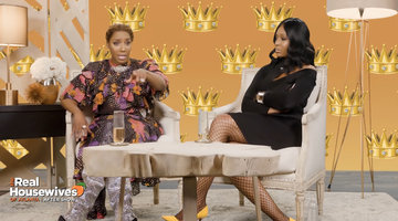 Nene Leakes Has a Message for Kenya Moore…