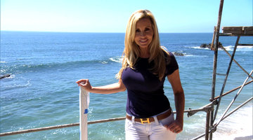 Camille Grammer Takes Us Inside Her New Beach House