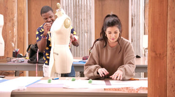 Sustainability Is Fashion on Bravo's Project Runway