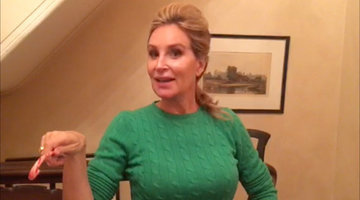 Sonja Morgan Has the Most Sonja Morgan New Year's Resolution