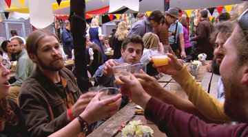 Go Behind the Scenes of Top Chef's First German Fest