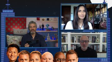 Padma Lakshmi & Tom Colicchio Dish on 'All-Stars'