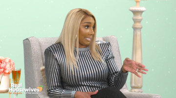 Nene Leakes Warns Kenya Moore: When You Poke the Bear, the Bear's Going to Bite Your A--